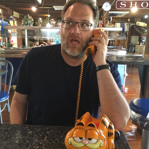 garfield phone